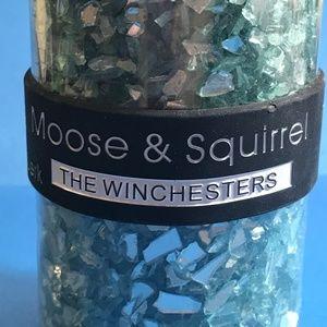 Jewelry - Moose & Squirrel Supernatural Silicone Bracelet